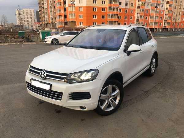 Volkswagen Touareg, 2014 год, 1 950 000 руб.