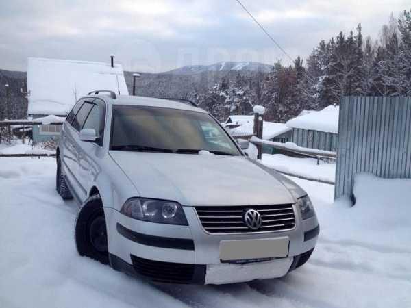 Volkswagen Passat, 2002 год, 285 000 руб.