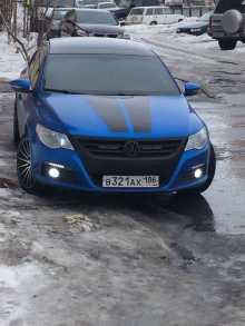 Новый Уренгой Passat CC 2011