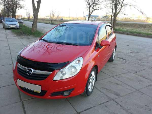 Opel Corsa, 2007 год, 350 000 руб.