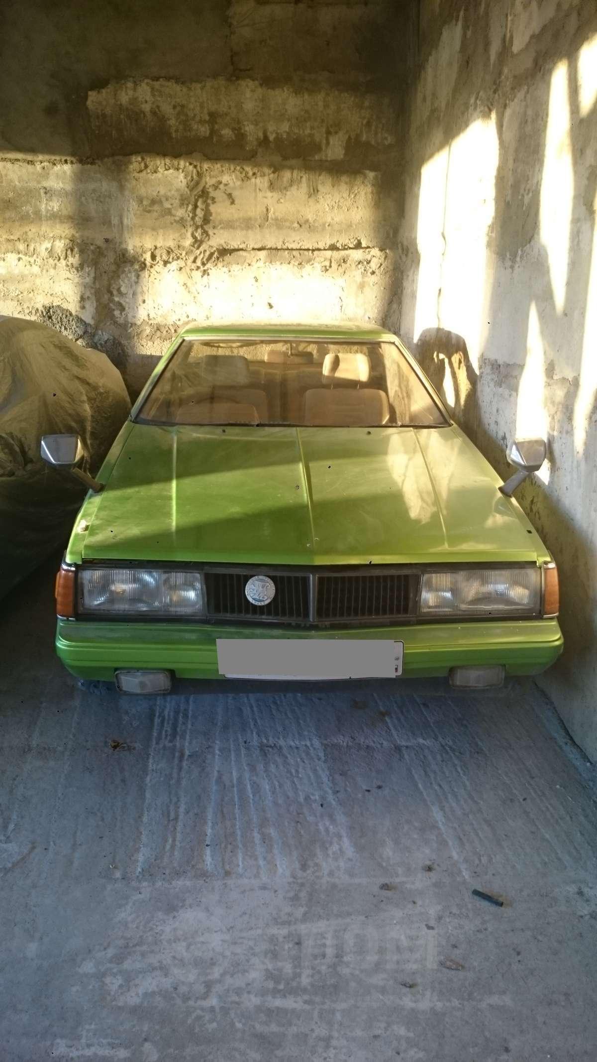 toyota corona купе 1982 год