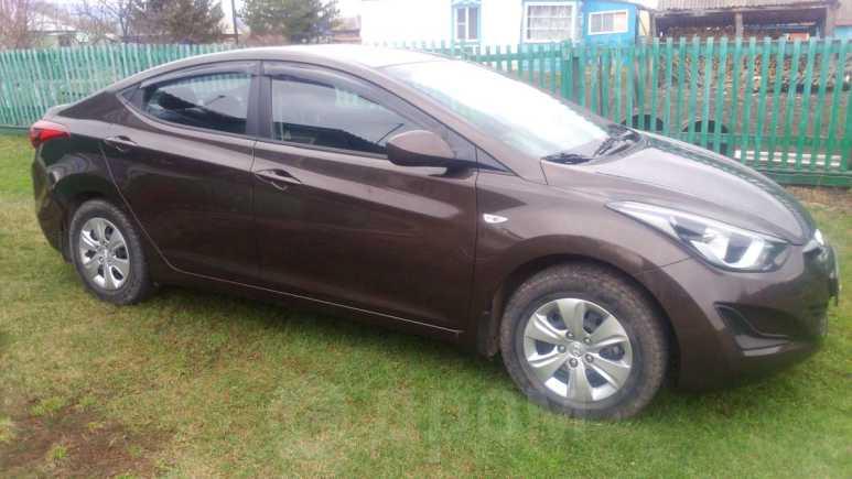 Hyundai Elantra, 2015 год, 850 000 руб.