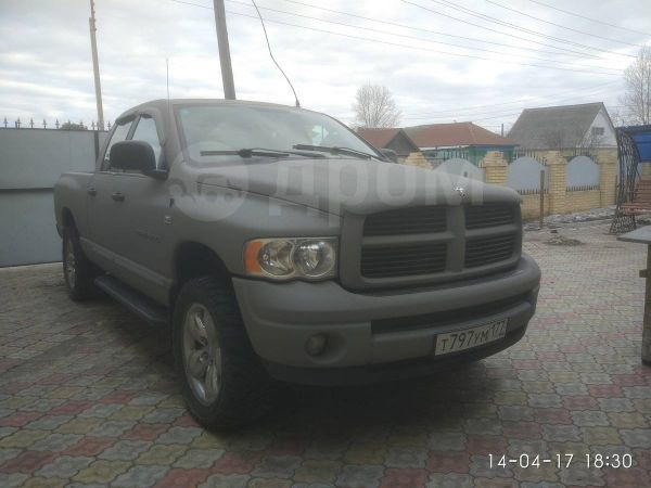 Dodge Ram, 2004 год, 1 200 000 руб.