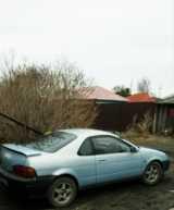 Омск Тойота Цинос 1991