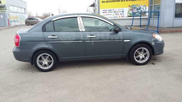 Hyundai Verna, 2008 год, 305 000 руб.