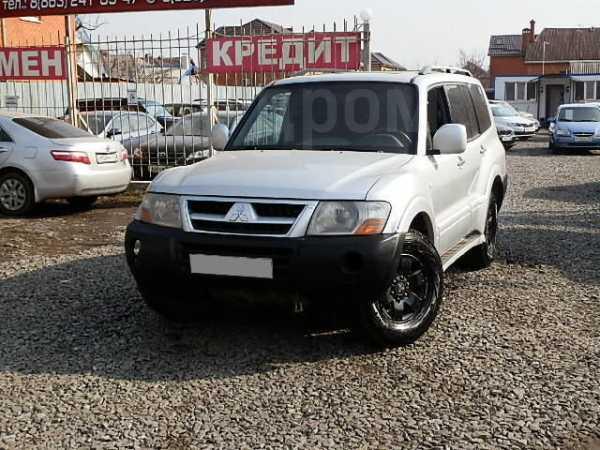 Mitsubishi Pajero, 2003 год, 495 000 руб.