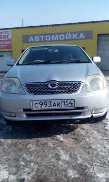 Toyota Corolla Fielder, 2001 г., Новокузнецк