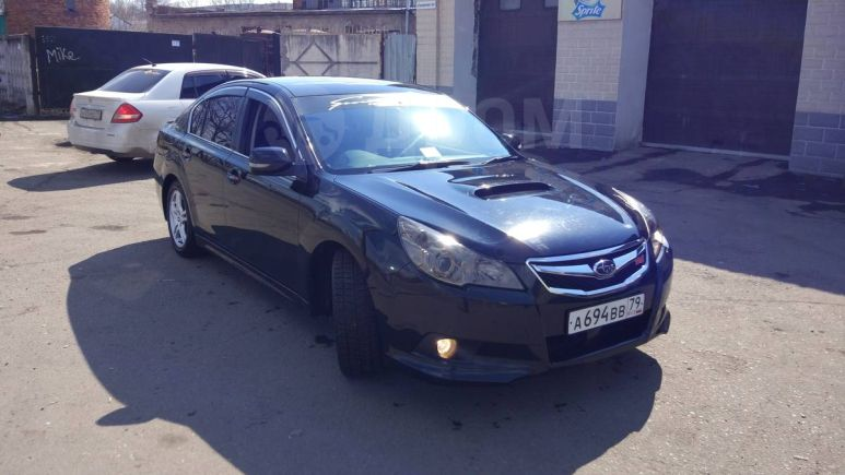 Subaru Legacy B4, 2010 год, 720 000 руб.