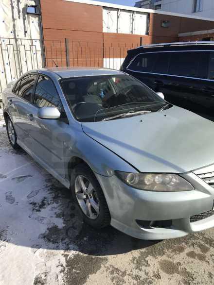 Mazda atenza серия: башкортостан х хабаровск край.