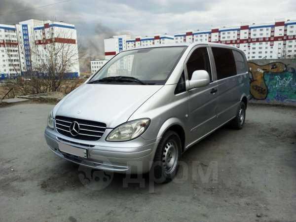 Mercedes-Benz Vito, 2003 год, 580 000 руб.