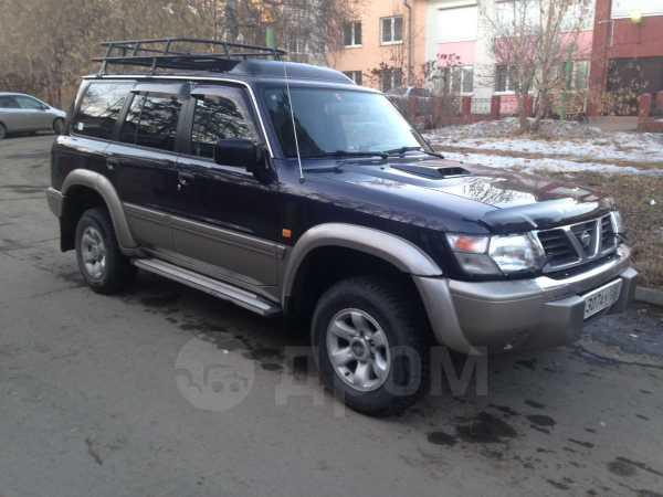 Nissan Patrol, 2001 год, 550 000 руб.