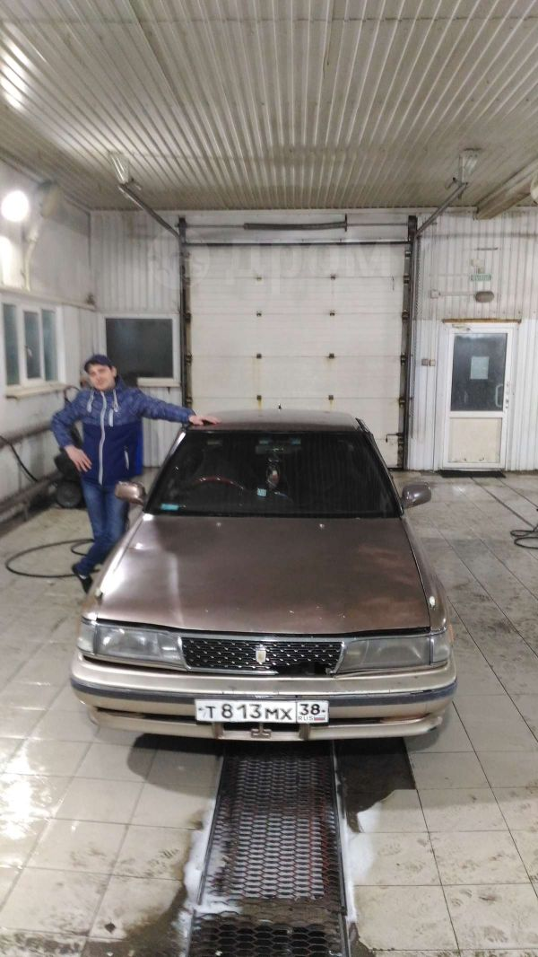 Toyota Chaser, 1990 год, 100 000 руб.