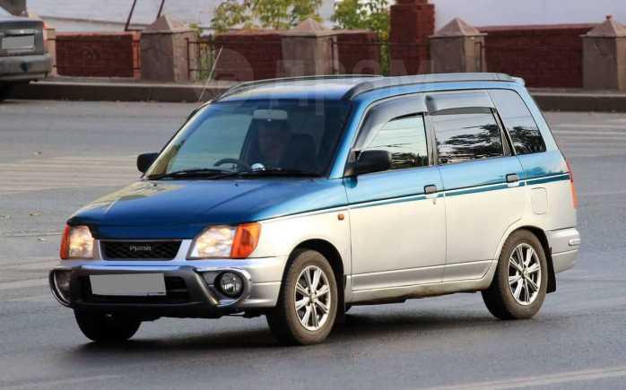 Daihatsu Pyzar, 1996 год, 180 000 руб.