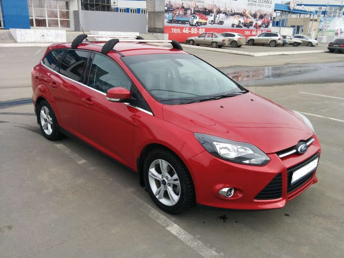 Ford focus ii запчасти