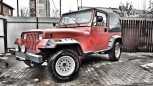Jeep Wrangler, 1994 год, 580 000 руб.