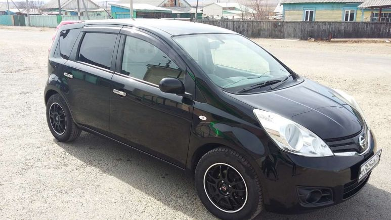 Nissan Note, 2011 год, 495 000 руб.
