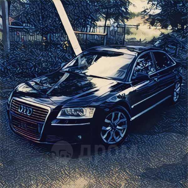 Audi A8, 2007 год, 450 000 руб.