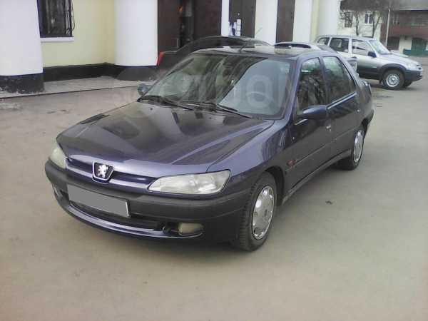 Peugeot 306, 2000 год, 73 000 руб.