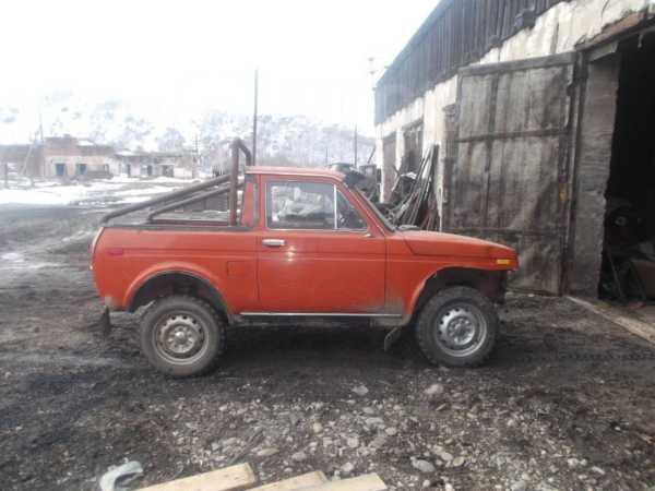 Лада 4x4 2121 Нива, 1978 год, 35 000 руб.