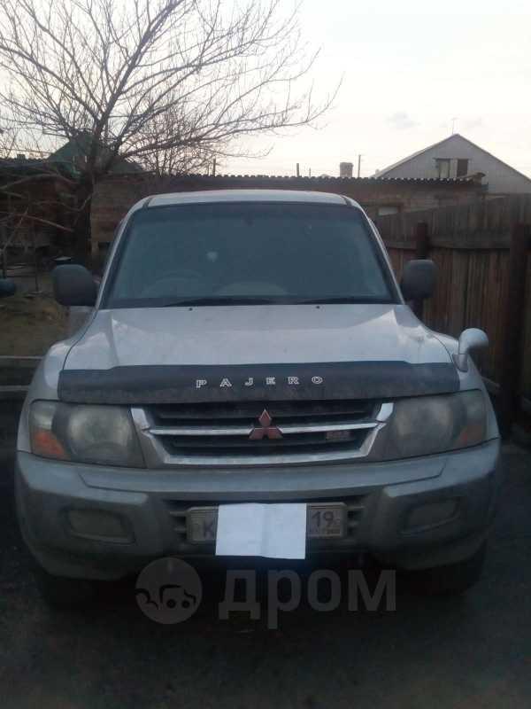 Mitsubishi Pajero, 1999 год, 410 000 руб.