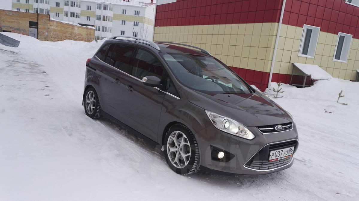 бортовой компьютер на ford c-max в россии