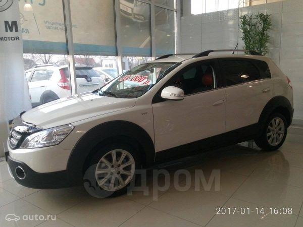 Dongfeng H30 Cross, 2014 год, 470 000 руб.