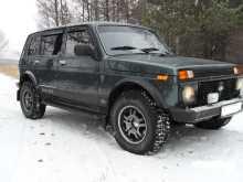 Северобайкальск 4x4 Бронто 2011