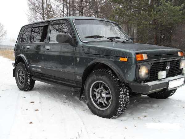 Лада 4x4 Бронто, 2011 год, 450 000 руб.