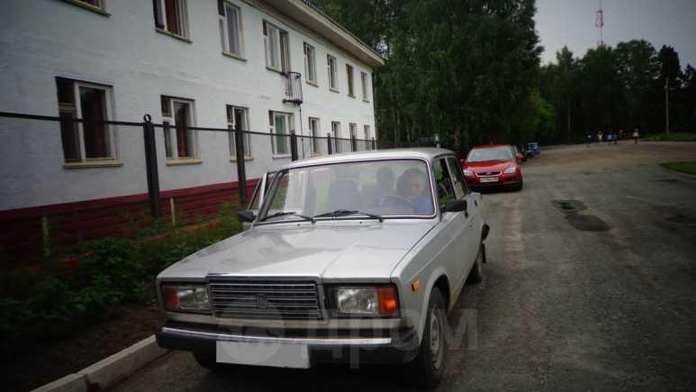 Лада 2107, 2011 год, 105 000 руб.