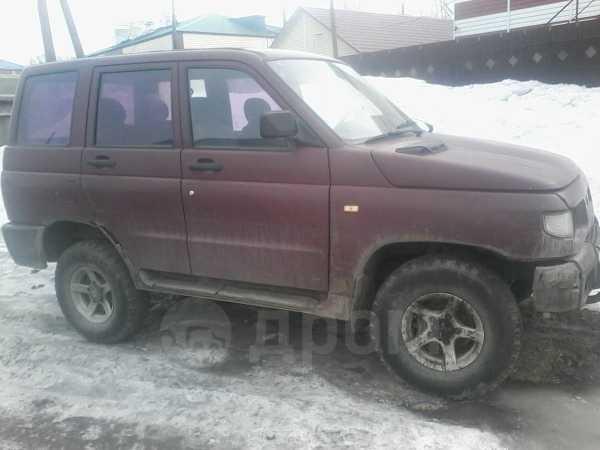 УАЗ Симбир, 2001 год, 85 000 руб.