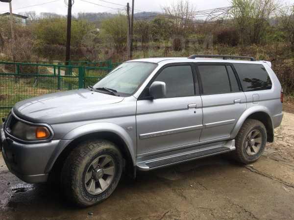 Mitsubishi Pajero Sport, 2006 год, 630 000 руб.