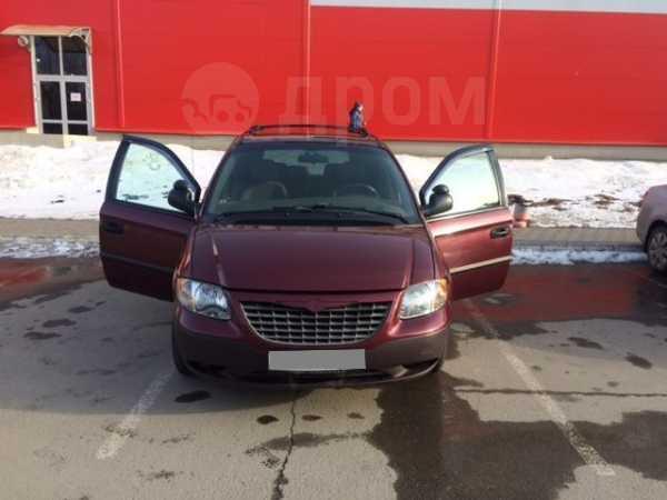 Chrysler Voyager, 2001 год, 270 000 руб.