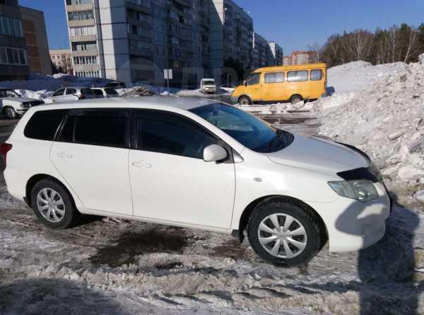 Toyota Corolla Fielder, 2009 год, 480 000 руб.