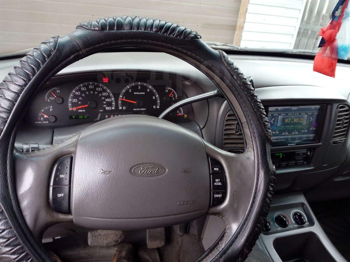 Форд Экспедишн технические характеристики. Ford Expedition ...