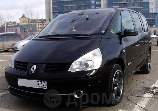 Renault Espace, 2008 год, 585 000 руб.