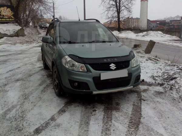 Suzuki SX4, 2011 год, 520 000 руб.