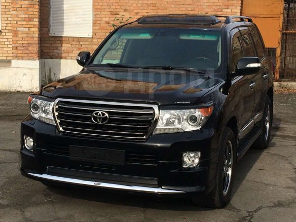 Toyota Land Cruiser, 2008 год, 2 250 000 руб.