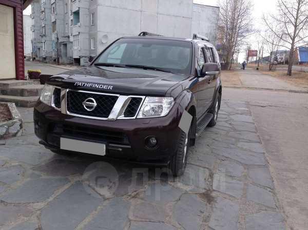Nissan Pathfinder, 2012 год, 1 280 000 руб.