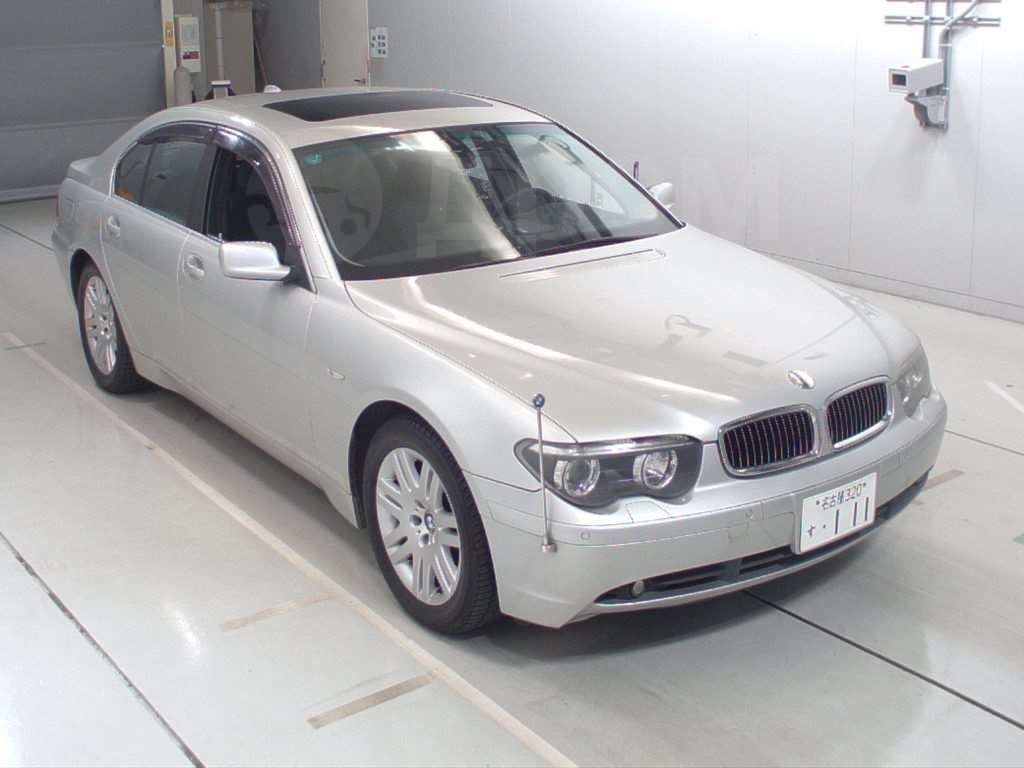 отзывы о BMW 735 e38