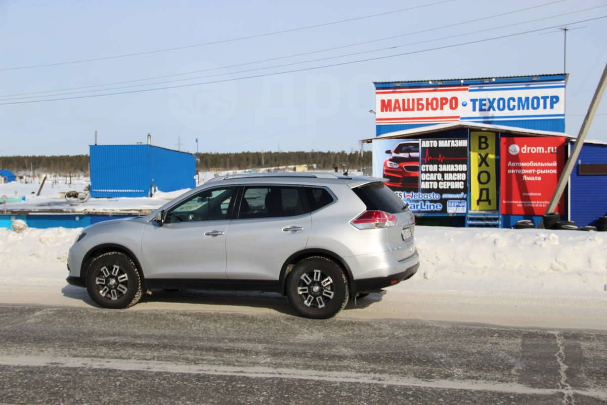 продажа ниссан х трейл в иркутске