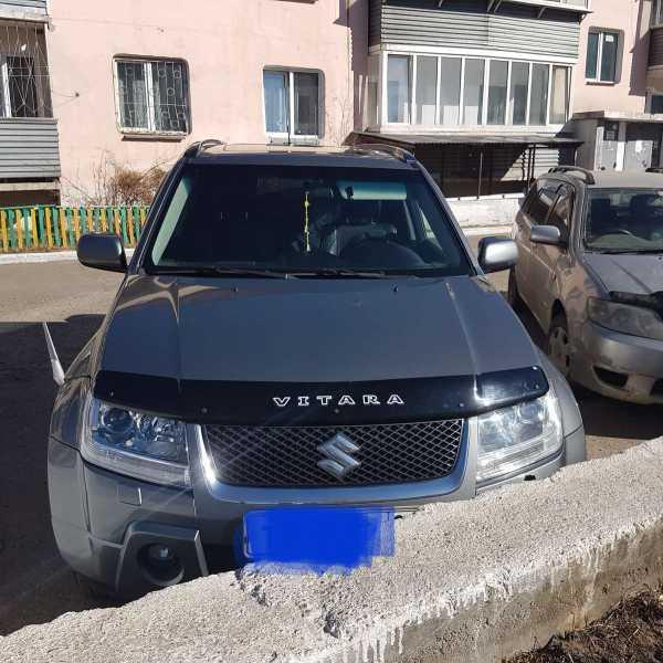 Suzuki Grand Vitara, 2007 год, 680 000 руб.