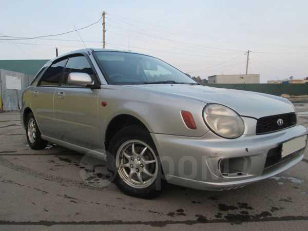Subaru Impreza, 2001 год, 188 000 руб.