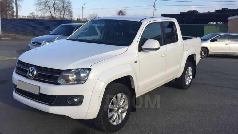 Volkswagen Amarok, 2013 год, 1 250 000 руб.