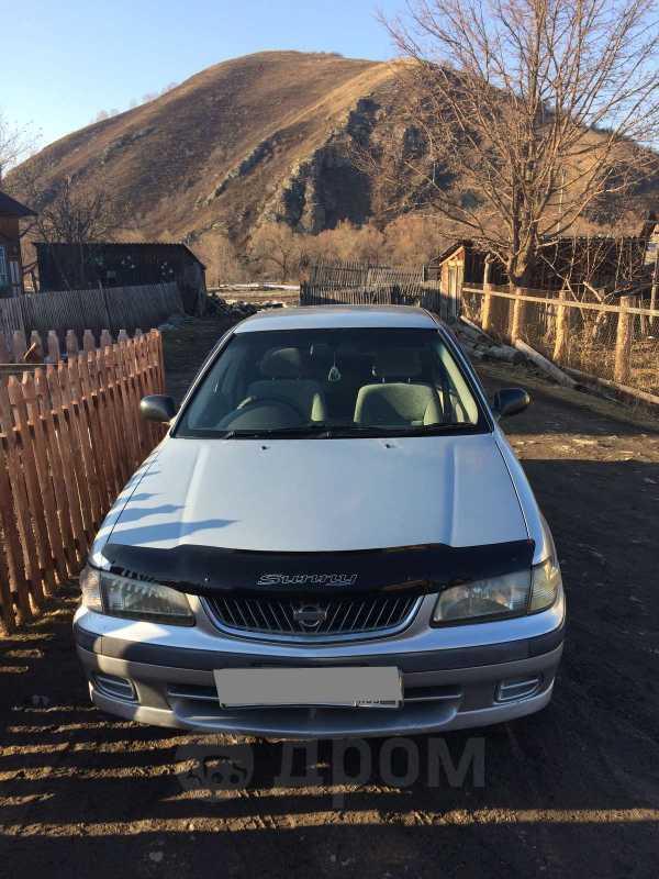 Nissan Sunny, 1999 год, 160 000 руб.