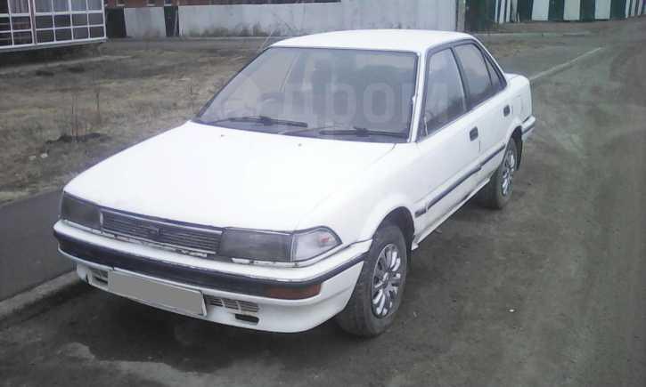 тайота каролла 1990 года в иркутской обл