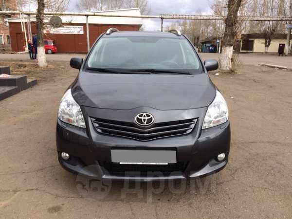 Toyota Verso, 2010 год, 740 000 руб.