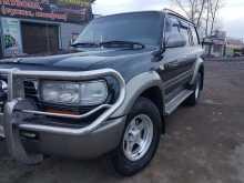 Красноярск Land Cruiser 1995