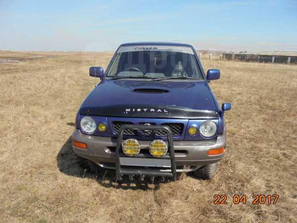 Nissan Mistral, 1997 год, 330 000 руб.