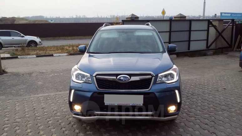 Subaru Forester, 2014 год, 1 590 000 руб.