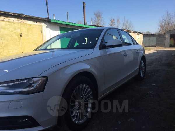 Audi A4, 2015 год, 1 270 000 руб.